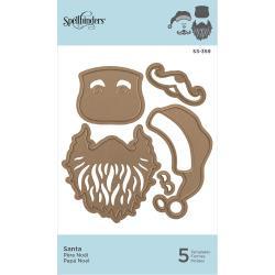 S3359 Spellbinders Shapeabilities Die D-Lites Santa