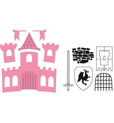 COL1404 Collectables Castle