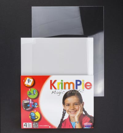 19936 Krimpie Magic Plastic Transparant