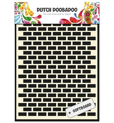 478.007.006 Dutch Softboard Bricks