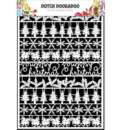 472.948.043 Dutch DooBaDoo Paper Art Christmas
