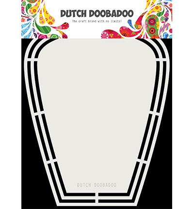470.713.198 Dutch DooBaDoo Dutch Shape Art Flower petals