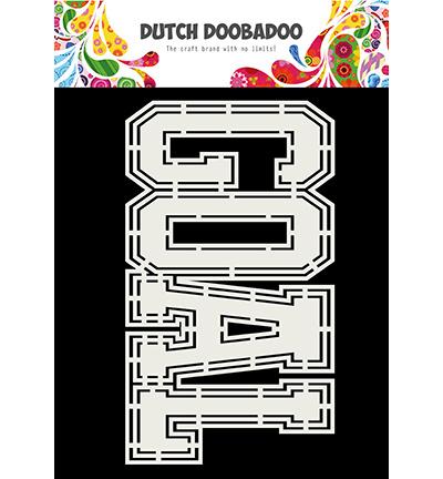 470.713.791 Dutch DooBaDoo Card Art Goal