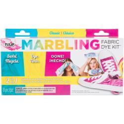 431071 Tulip Marbling Fabric Dye Kit Classic