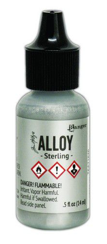 TAA71846 Ranger Alcohol Ink Alloys Sterling