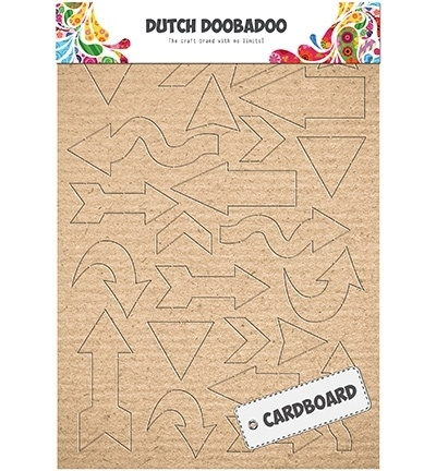 472.309.002 Cardboard Art Arrows