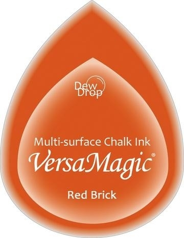 VGD53 Dew Drops Red Brick