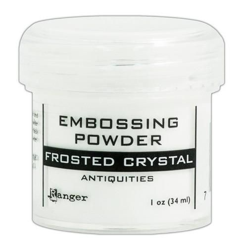 EPJ37576 Ranger Embossing Powder Frosted Crystal