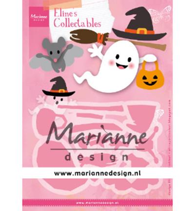 COL1473 Marianne Design Eline's Halloween