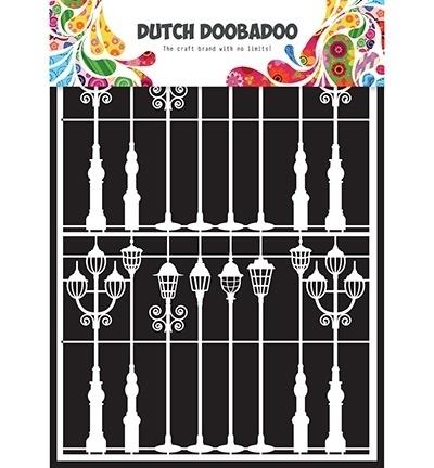 472.948.011  Dutch Doobadoo Laservel Lantaarns