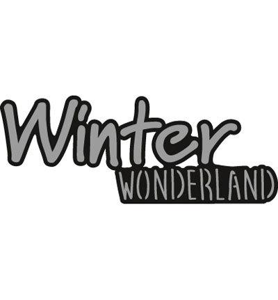 CR1347 Craftables Winter wonderland