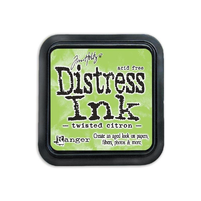 453667 Tim Holtz Distress Ink Pad Shaded May-Twisted Citron