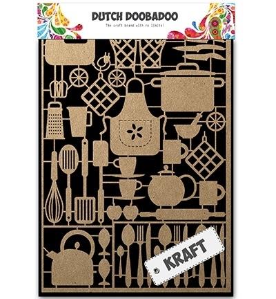 479.002.002 Kraftpapier Kitchenware