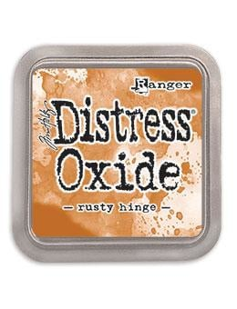 TDO56164 Tim Holtz Distress Oxide Ink Pad Rusty Hinge