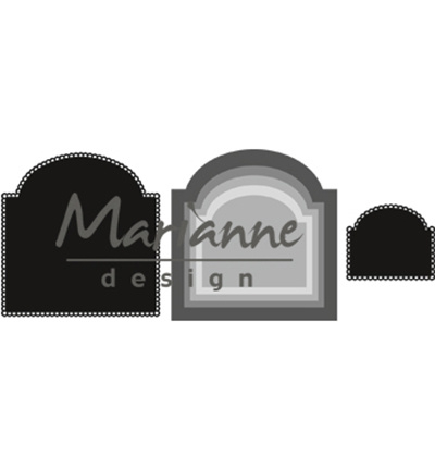 CR1439 Marianne Design Craftables Basic arch