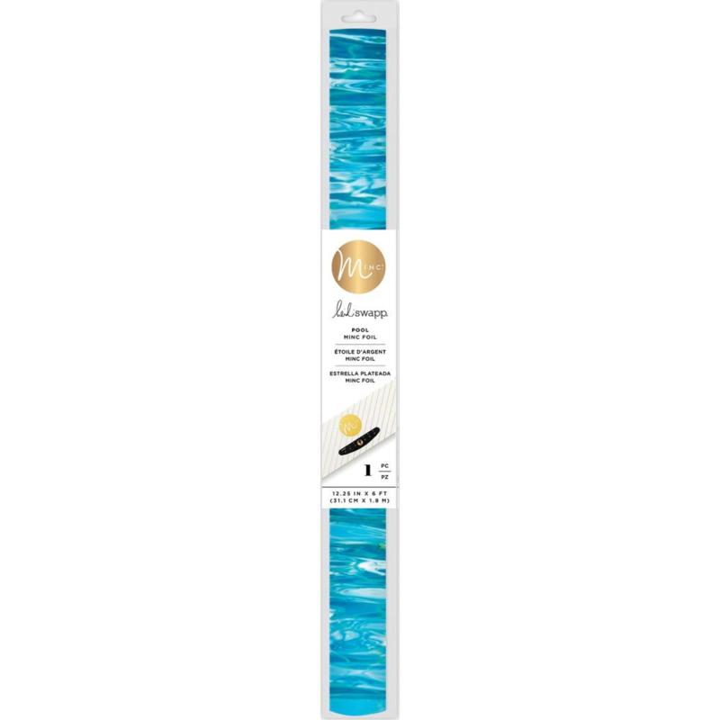 "620793 Heidi Swapp Minc Specialty Reactive Foil pool 12.25"""