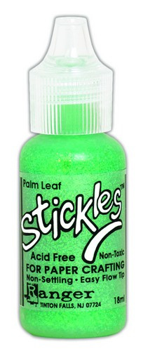 SGG65722  Stickles Glitter Glue .5oz Palm Leaf
