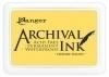AIP 30591 Archival Inkpad Chrome Yellow