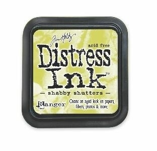 TIM21490 Distress Inkt Shabby Shutters