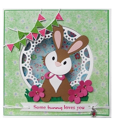COL1354 Collectable Bunny