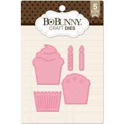 092162 BoBunny Essentials Dies Cupcake