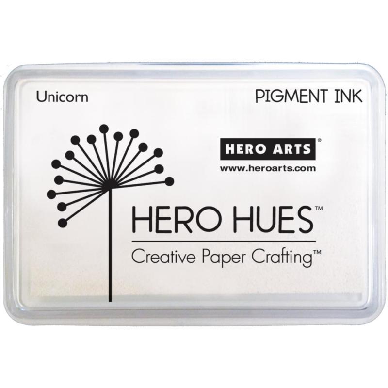 081869 Hero Arts Pigment Ink Pad Unicorn
