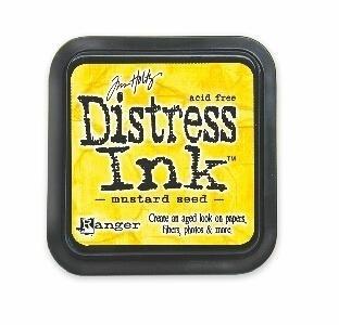 TIM20226 Distress Inkt Mustard Seed