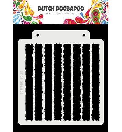 470.715.149 Dutch DooBaDoo Mask Art Grunge Strip