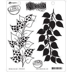 264690 Dyan Reaveley's Dylusions Cling Stamp Branching Out