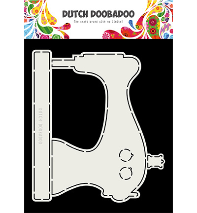 470.713.800 Dutch DooBaDoo Card Art Sewing Machine