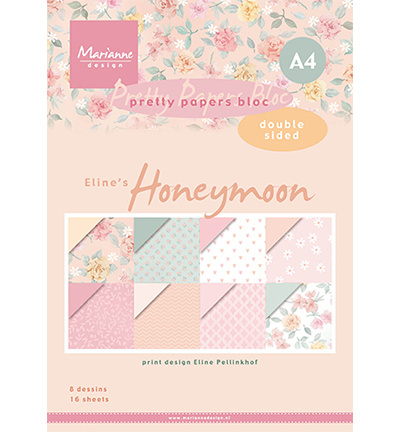 PB7060 Marianne Design Eline's Honeymoon 4