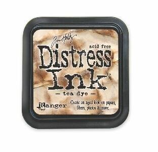 TIM19510 Distress Inkt Tea Dye