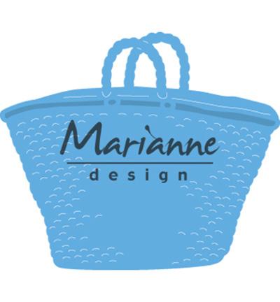 LR0543 Marianne Design Creatable Beach bag