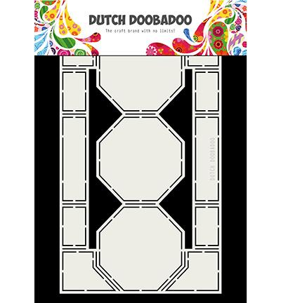 470.713.713 Dutch DooBaDoo Card art Octagons