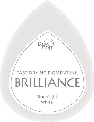 BDIP80 Dew Drops Moonlight White