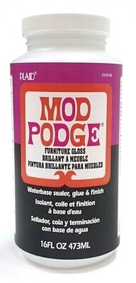 PECS15127 Mod Podge Furniture Matte 16 oz