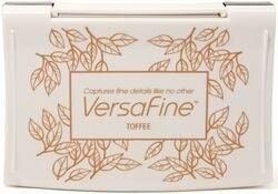 VF52 Tsukineko Versafine Ink Pads Toffee