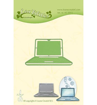 455015 Lea'bilitie Cutting/Emb. Laptop