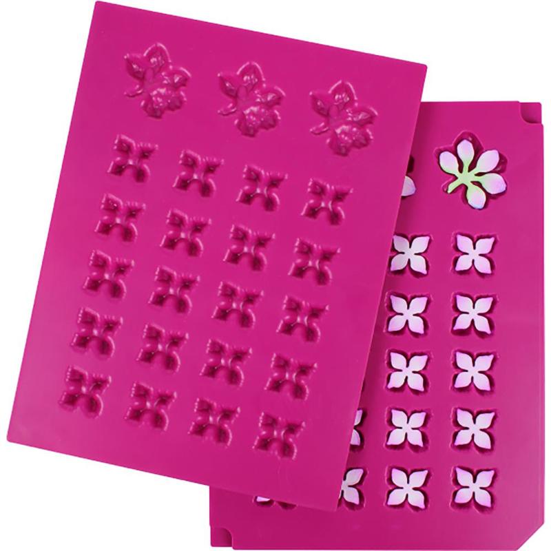 357004 Heartfelt Creations Shaping Mold 3D Lush Lilac