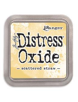 TDO56188 Tim Holtz Distress Oxide Ink Pad Scattered Straw
