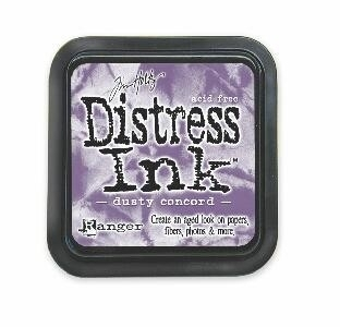 TIM21445 Distress Inkt Dusty Concord