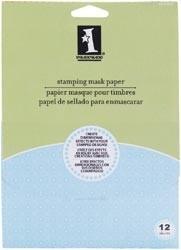 447558 Inkadinkado Masking Paper