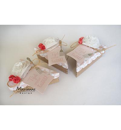 CR1462 Marianne Design Craftables Cake