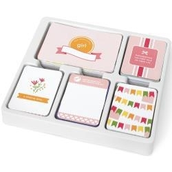 459031 Project Life Core Kit Baby Girl Edition