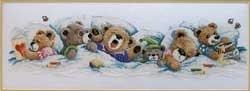 260304 Borduurpakket Sleepy Bears