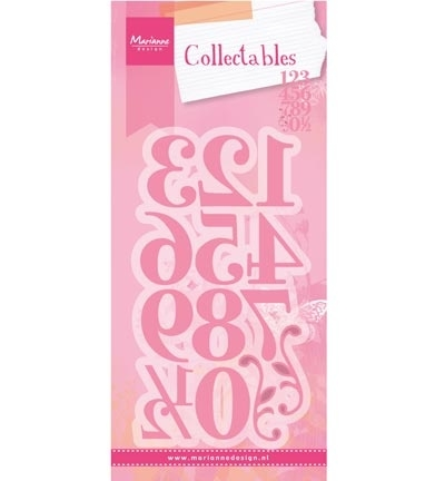 COL1418 Collectables Eline's Elegant numbers