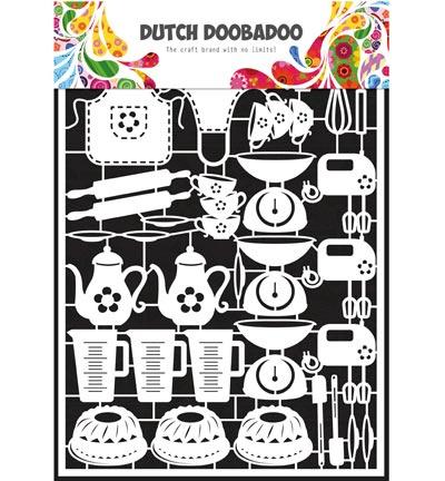 472.948.045 Dutch DooBaDoo Dutch Paper Art Baking