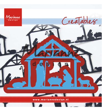 LR0559 Creatables Nativity scene