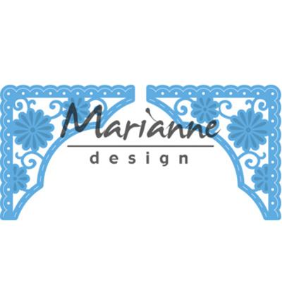 LR0538 Marianne Design Creatable Anja's corner