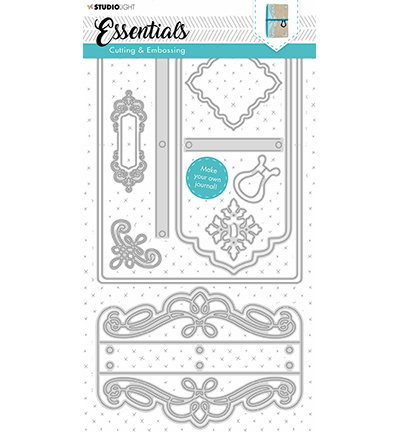 STENCILSL343 Studio Light Cutting Die Essentials nr.343